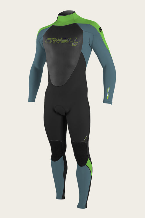 YOUTH EPIC 4/3MM BACK ZIP FULL WETSUIT