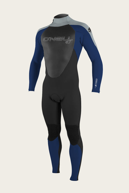 YOUTH EPIC 3/2MM BACK ZIP FULL WETSUIT