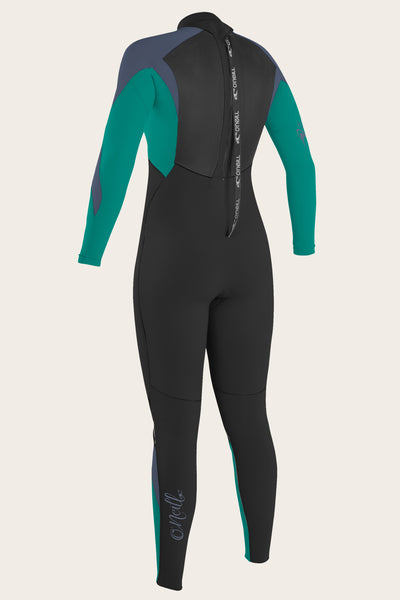 Girl'S Epic 3/2Mm Back Zip Full Wetsuit | O'Neill Clothing USA
