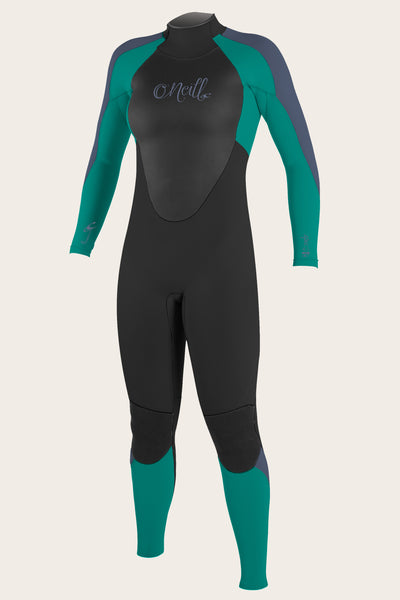 GIRL'S EPIC 3/2MM BACK ZIP FULL WETSUIT