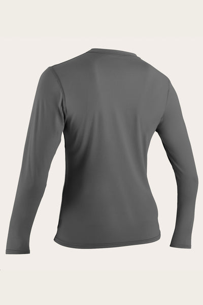 WOMEN'S BASIC 50+ L/S SUN SHIRT