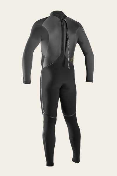HEAT 3/2MM BACK ZIP FULL WETSUIT - PAST SEASON