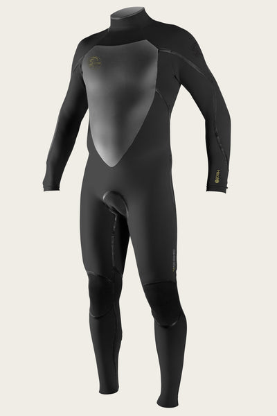 HEAT 4/3MM BACK ZIP FULL WETSUIT