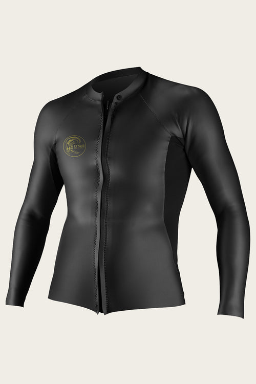 O'RIGINAL 2MM FRONT ZIP JACKET