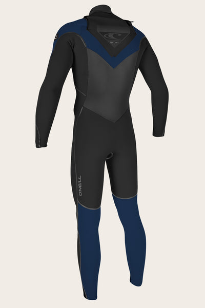 MUTANT 4/3MM CHEST ZIP FULL W/HOOD WETSUIT
