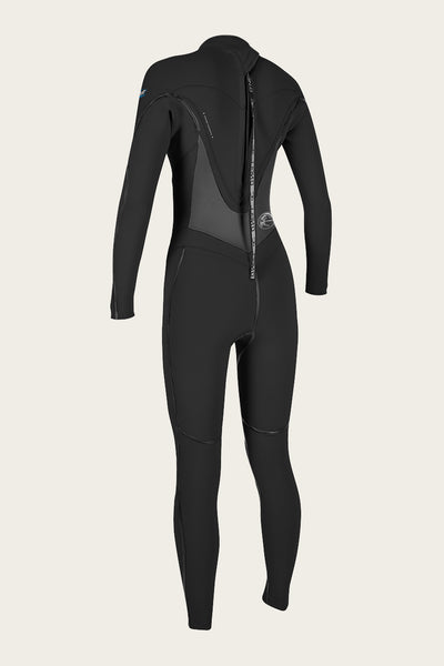 WOMENS FLAIR ZENZIP 3/2 FULL WETSUIT - PAST SEASON