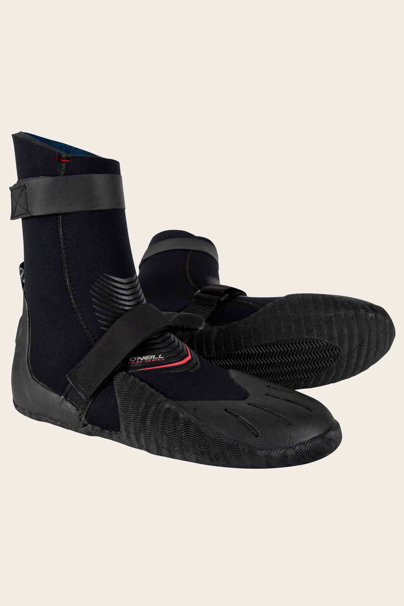 Heat Rt 5Mm Boot - Black | O'Neill