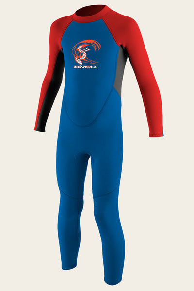 Toddler Reactor Ii 2Mm Back Zip Full Wetsuit | O'Neill Clothing USA