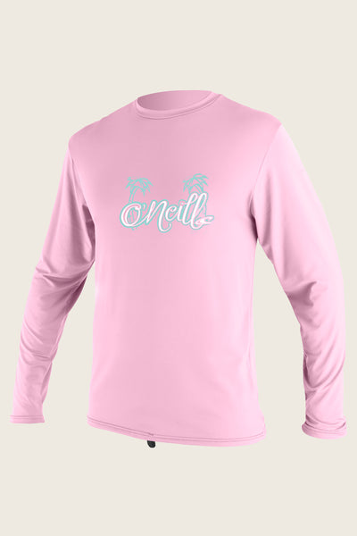 GIRL'S TODDLER PREMIUM SKINS L/S SUN SHIRT