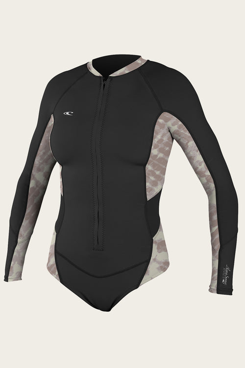 WOMENS SUPERLITE HI-CUT 0.5MM L/S SPRING WETSUIT