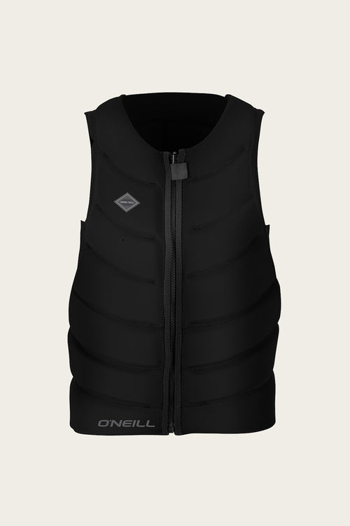 GOORU TECH FRONT ZIP COMP VEST