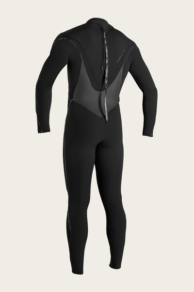 PSYCHO FREAK 3/2MM BACK ZIP FULL WETSUIT