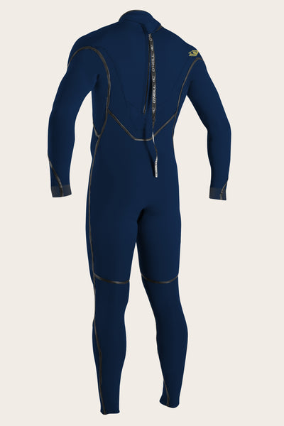 PSYCHO ONE 3/2MM BACK ZIP FULL WETSUIT