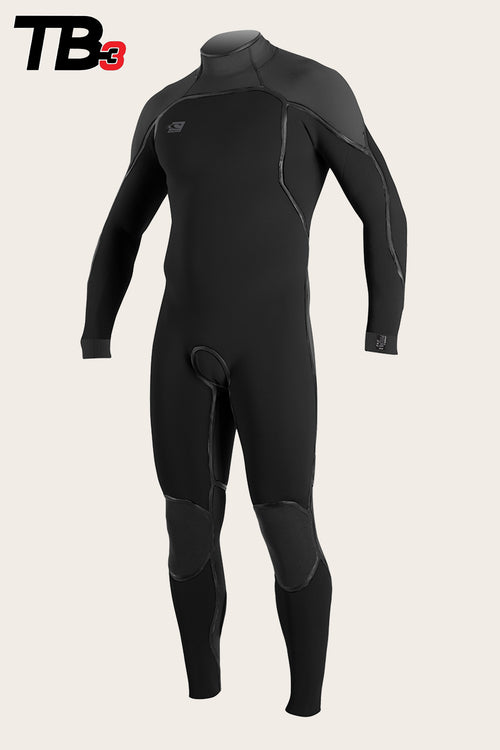 PSYCHO ONE 4/3MM BACK ZIP FULL WETSUIT - PAST SEASON