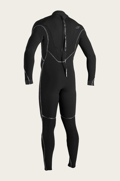 PSYCHO ONE 4/3MM BACK ZIP FULL WETSUIT