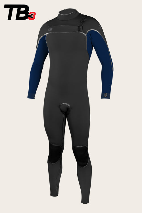 PSYCHO ONE 4/3MM CHEST ZIP FULL WETSUIT