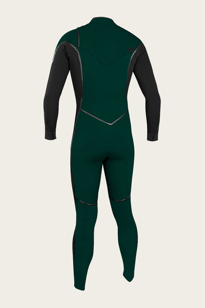 PSYCHO ONE 4/3MM CHEST ZIP FULL WETSUIT - PAST SEASON