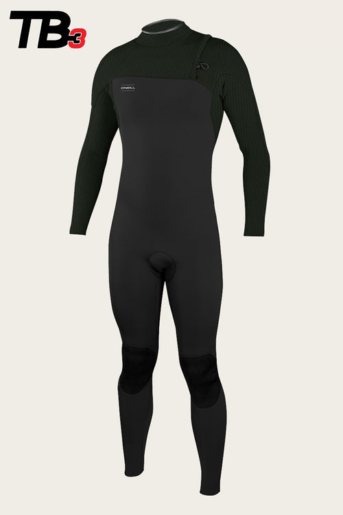 HYPRFREAK 3/2MM COMP ZIPLESS FULL WETSUIT