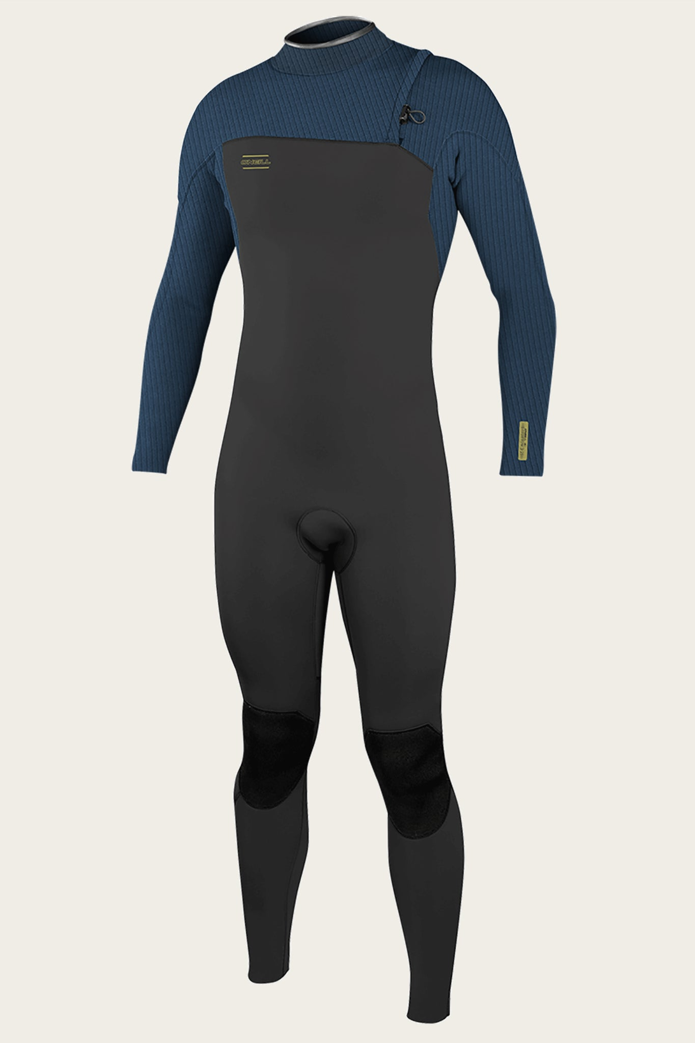 Hyperfreak 4/3Mm Comp Zipless Full Wetsuit - Black/Abyss | O'Neill