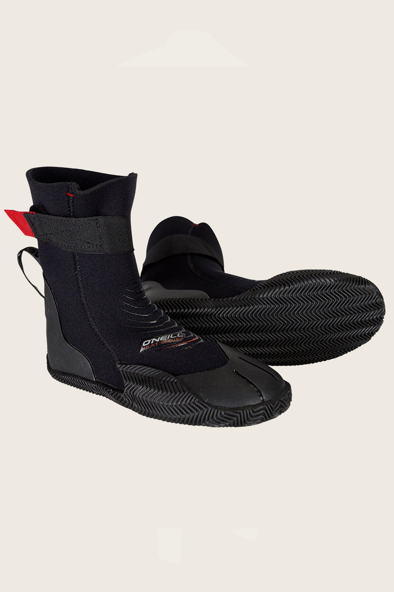 Youth Heat Rt 3Mm Boot - Black | O'Neill