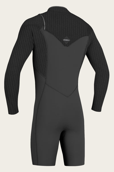 HYPERFREAK 2MM CHEST ZIP L/S SPRING WETSUIT