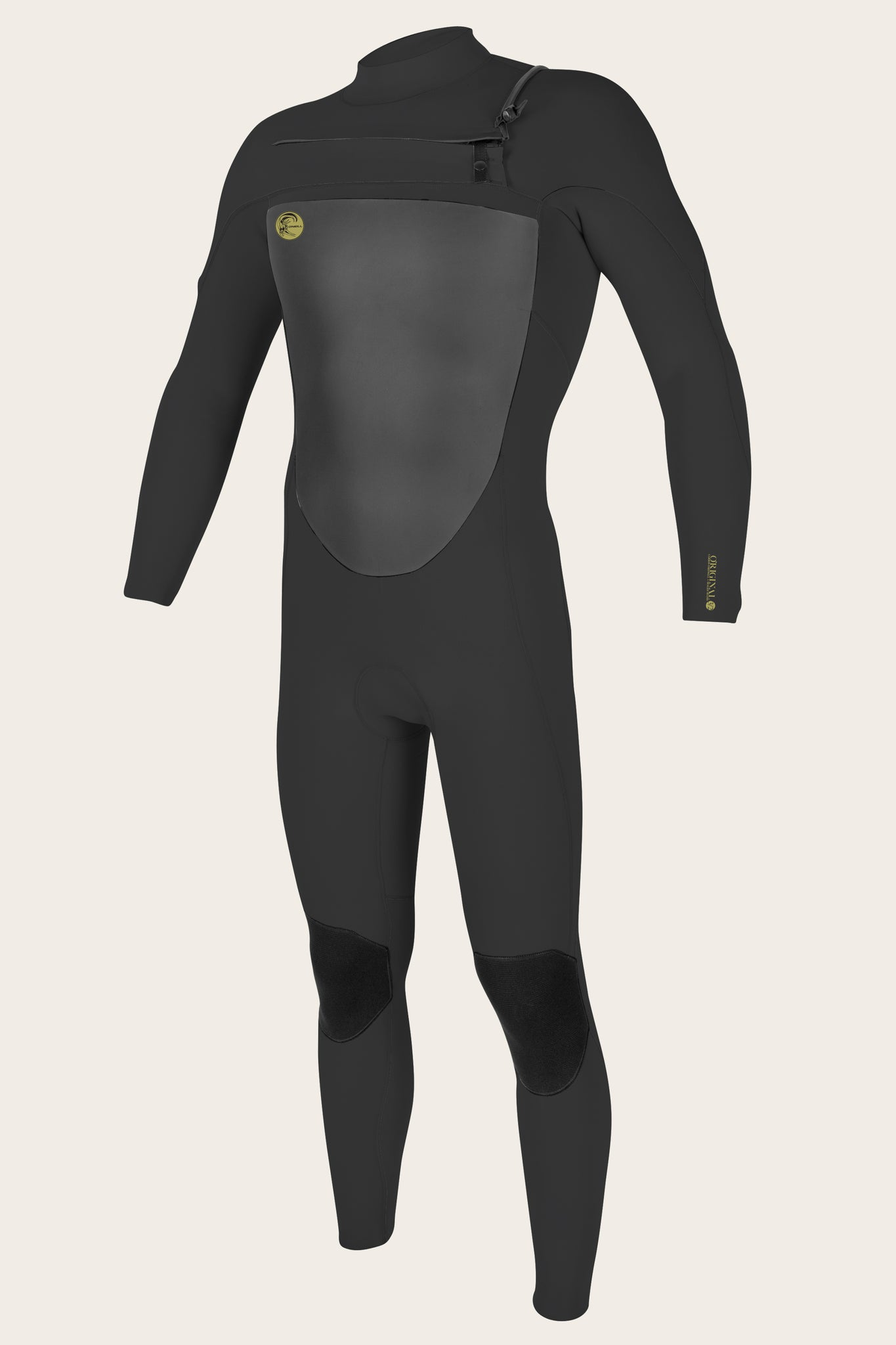 O'Riginal 3/2Mm Chest Zip Full Wetsuit - Mniteoil/Mniteoil | O'Neill