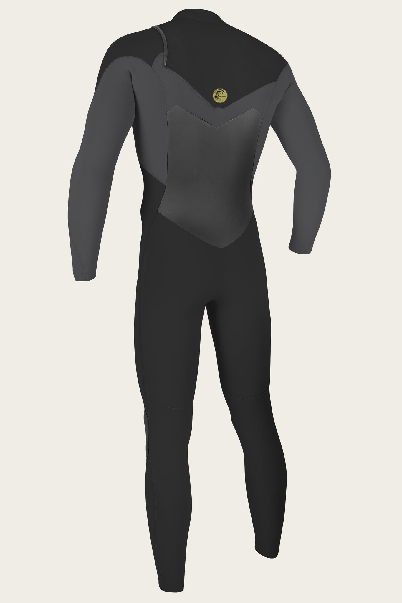 O'Riginal 4/3Mm Chest Zip Full Wetsuit - Mniteoil/Smoke | O'Neill