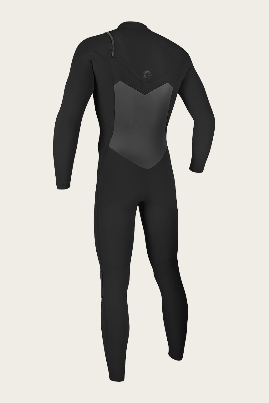 O'Riginal 4/3Mm Chest Zip Full Wetsuit - Blk/Blk | O'Neill