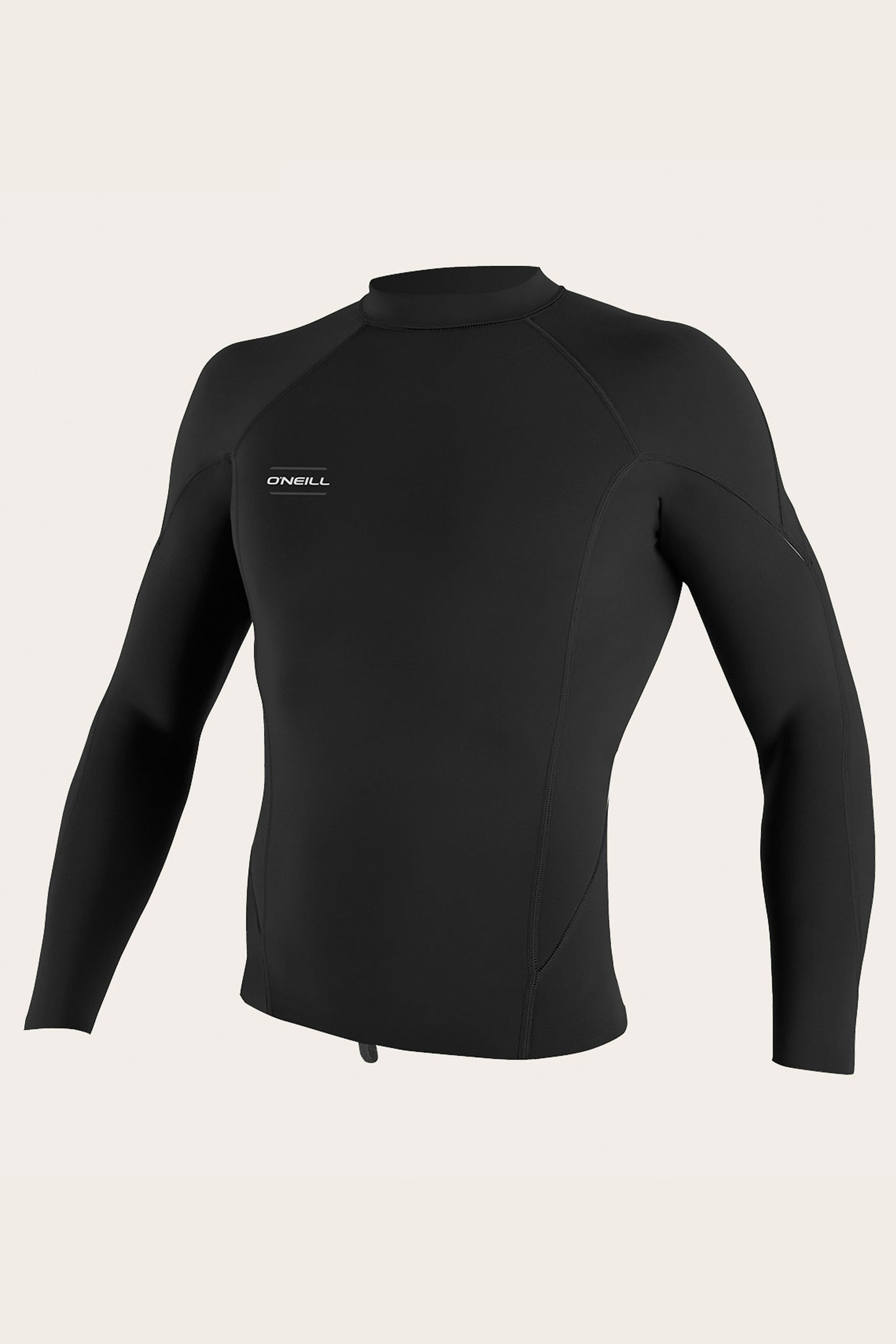 Hyperfreak 0.5Mm Neoprene/Skins Long Sleeve Top - Black | O'Neill