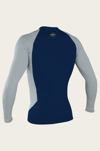 HYPERFREAK 0.5MM NEOPRENE/SKINS L/S TOP