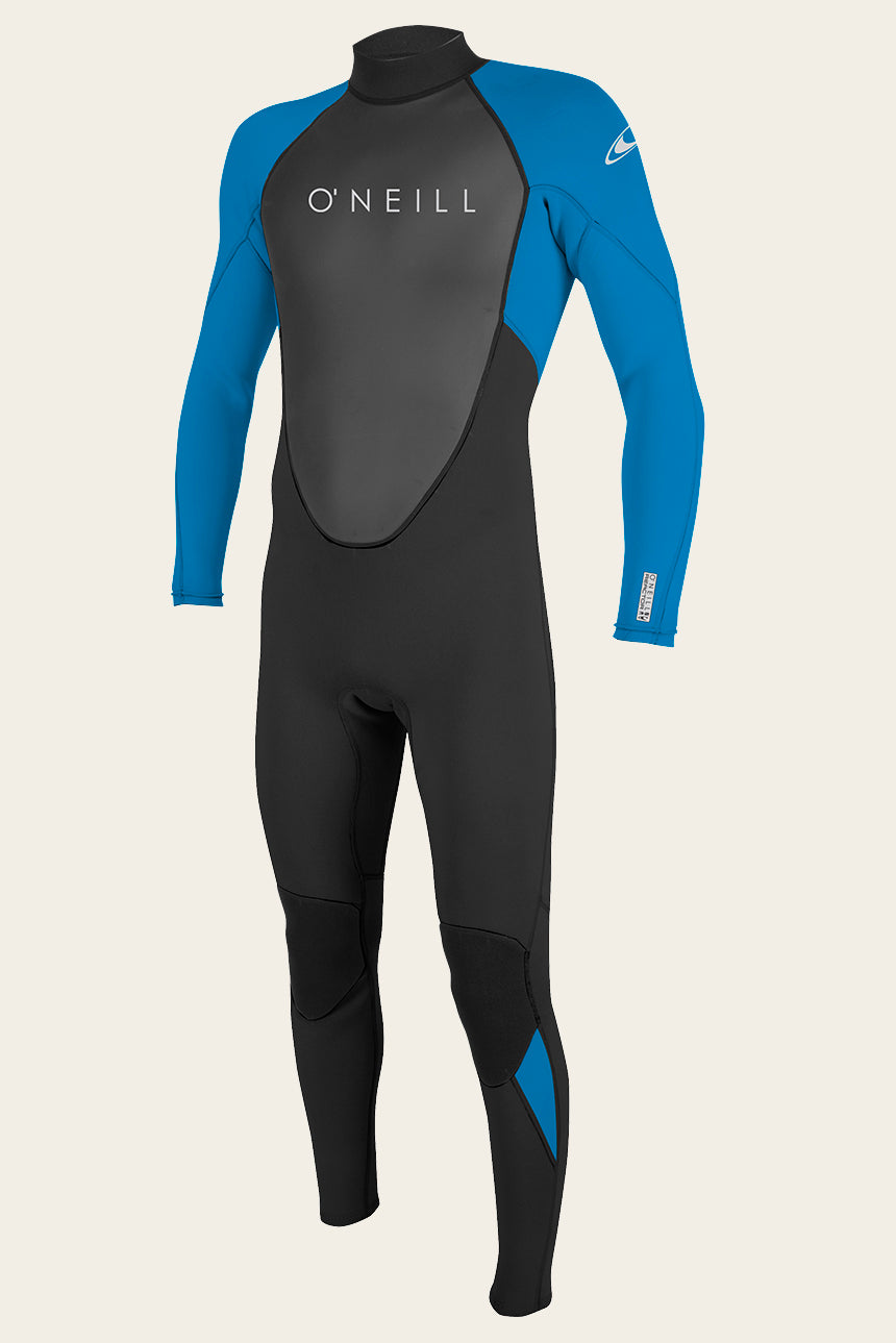 Reactor-2 3/2Mm Back Zip Full Wetsuit - Blk/Ocn | O'Neill