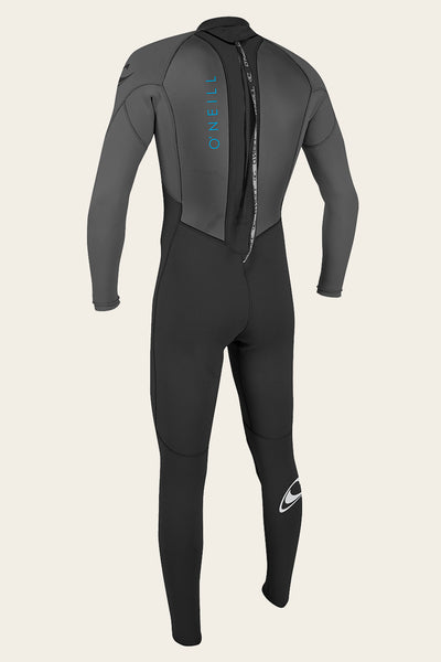 Youth Reactor Ii 3/2Mm Back Zip Full Wetsuit | O'Neill Clothing USA