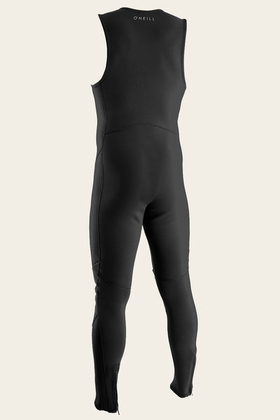 REACTOR-2 2MM FRONT ZIP SLEEVELESS FULL WETSUIT