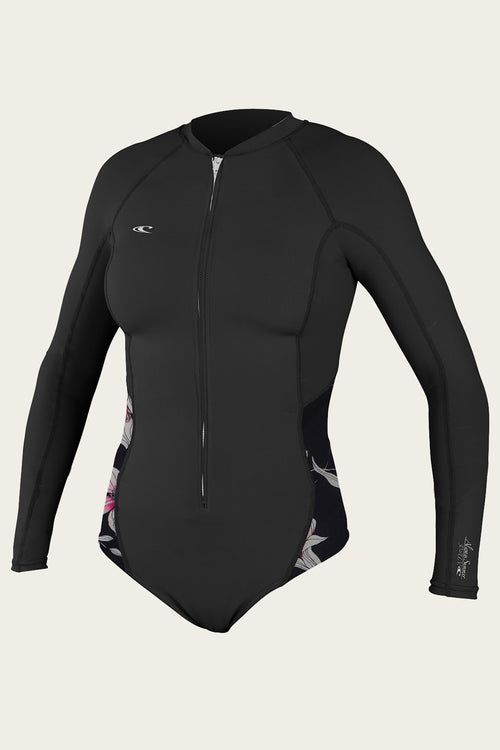 WOMENS SUPERLITE HI-CUT L/S SPRING SUIT