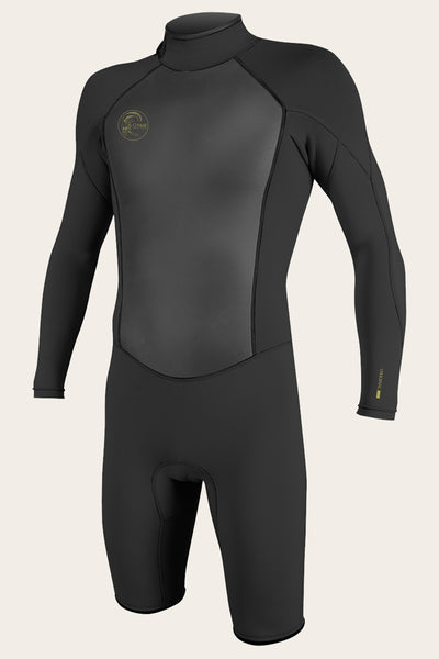O'RIGINAL 2MM BACK ZIP L/S SPRING WETSUIT
