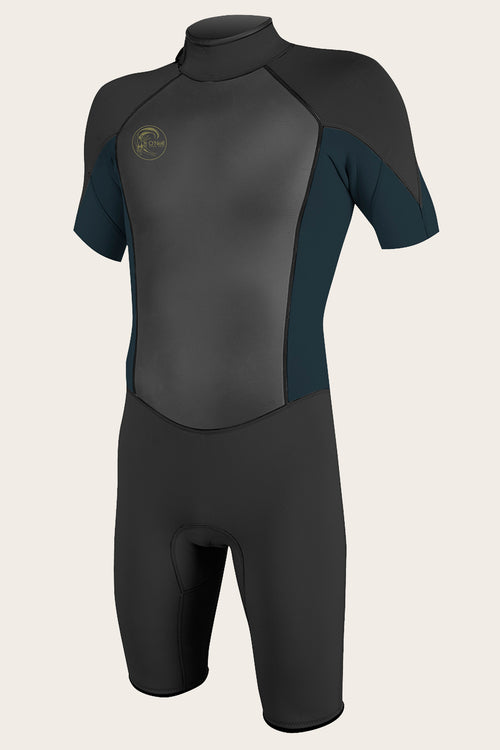 O'RIGINAL 2MM BACK ZIP S/S SPRING WETSUIT