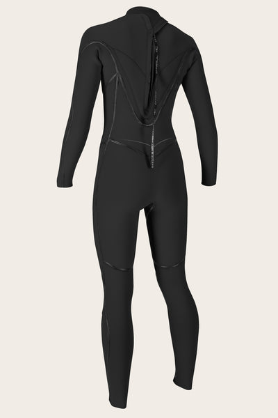 WOMEN'S PSYCHO ONE 3/2MM BACK ZIP FULL WETSUIT