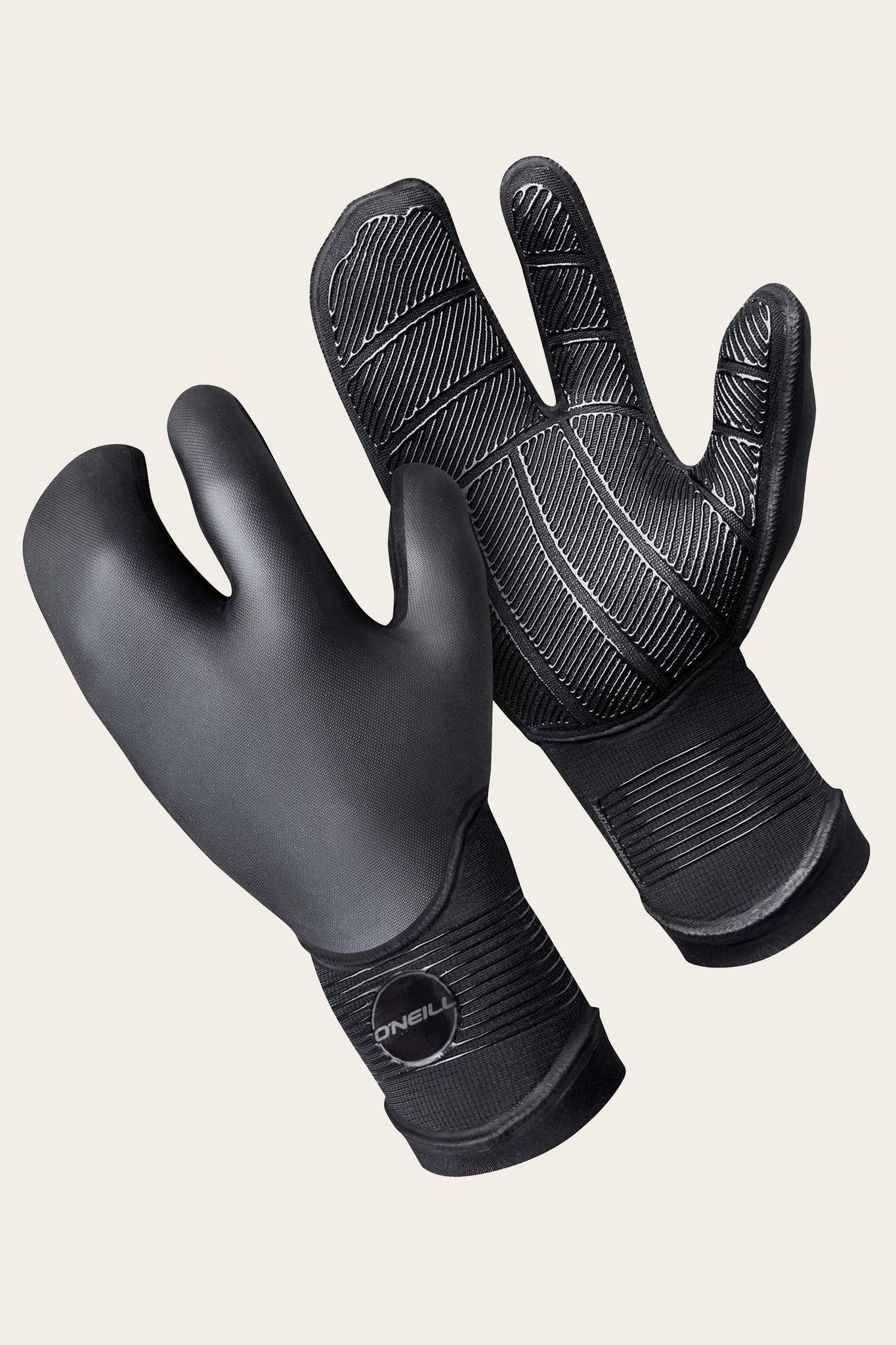 Psycho Tech 5Mm Lobster Glove - Black | O'Neill