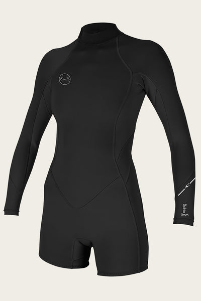 7149fece0b WOMEN S BAHIA 2 1MM BACK ZIP L S SPRING WETSUIT ...