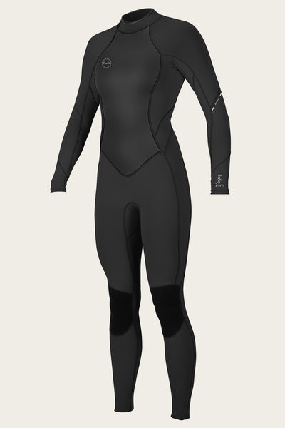 WOMEN'S BAHIA 3/2MM BACK ZIP FULL WETSUIT