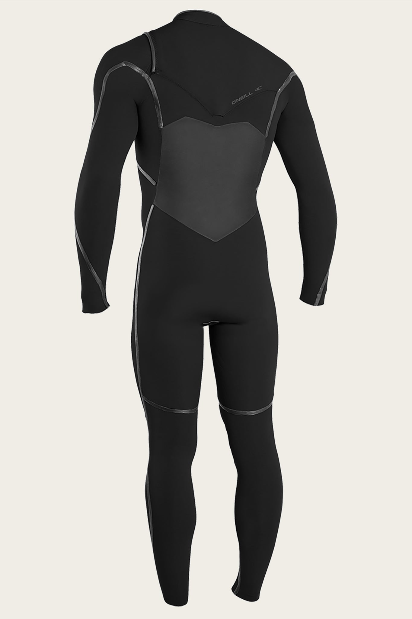 Psycho Tech 3/2+Mm Chest Zip Full Wetsuit - Black/Black | O'Neill