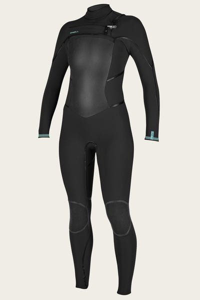 Women'S Psycho Tech 4/3+Mm Chest Zip Full Wetsuit | O'Neill Clothing USA