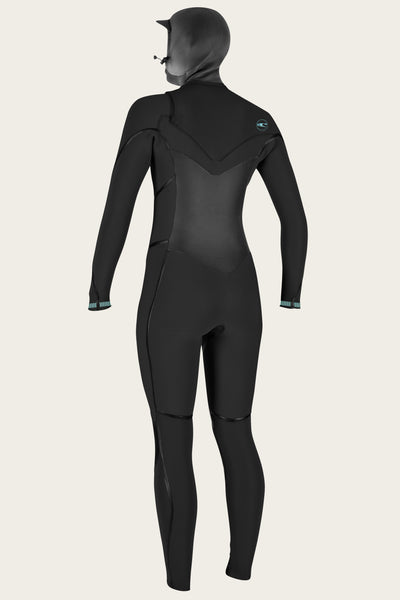 Women'S Psycho Tech 5.5/4Mm Chest Zip Full W/Hood Wetsuit | O'Neill Clothing USA