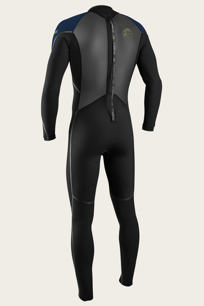 Heat 4/3Mm Back Zip Full Wetsuit | O'Neill Clothing USA