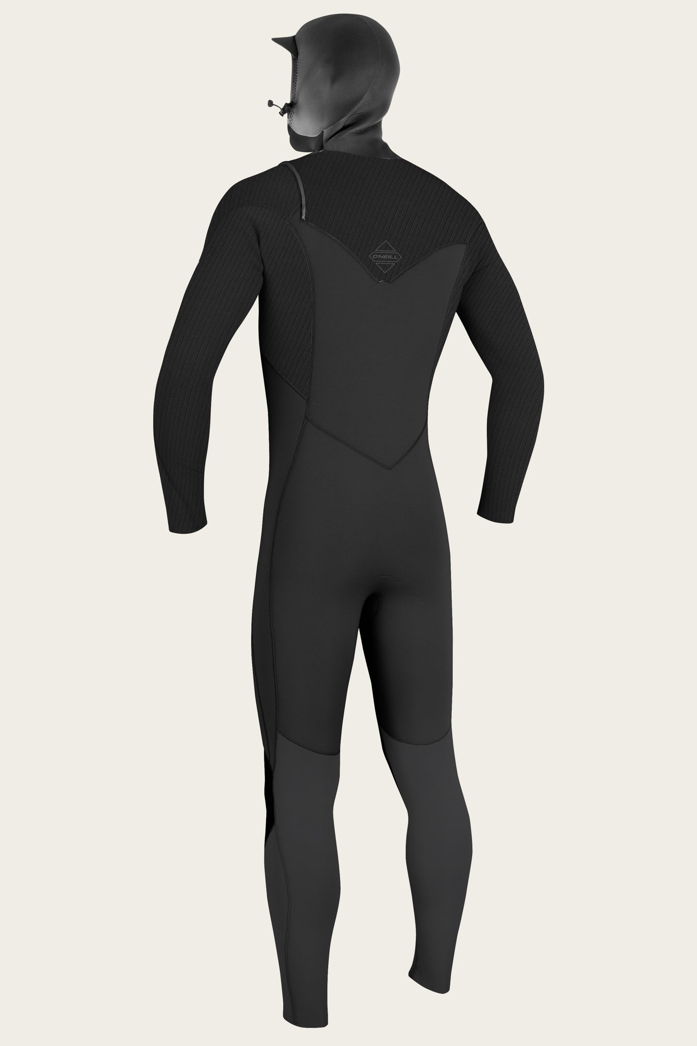 Hyperfreak 4/3+Mm Chest Zip W/Hood Full Wetsuit | O'Neill Clothing USA