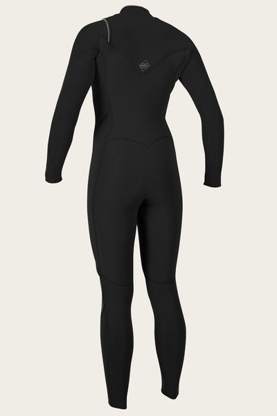 Women'S Hyperfreak 4/3+Mm Chest Zip Full Wetsuit | O'Neill Clothing USA