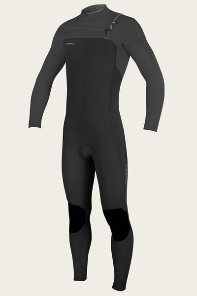 YOUTH HYPERFREAK 4/3+MM CHEST ZIP FULL WETSUIT