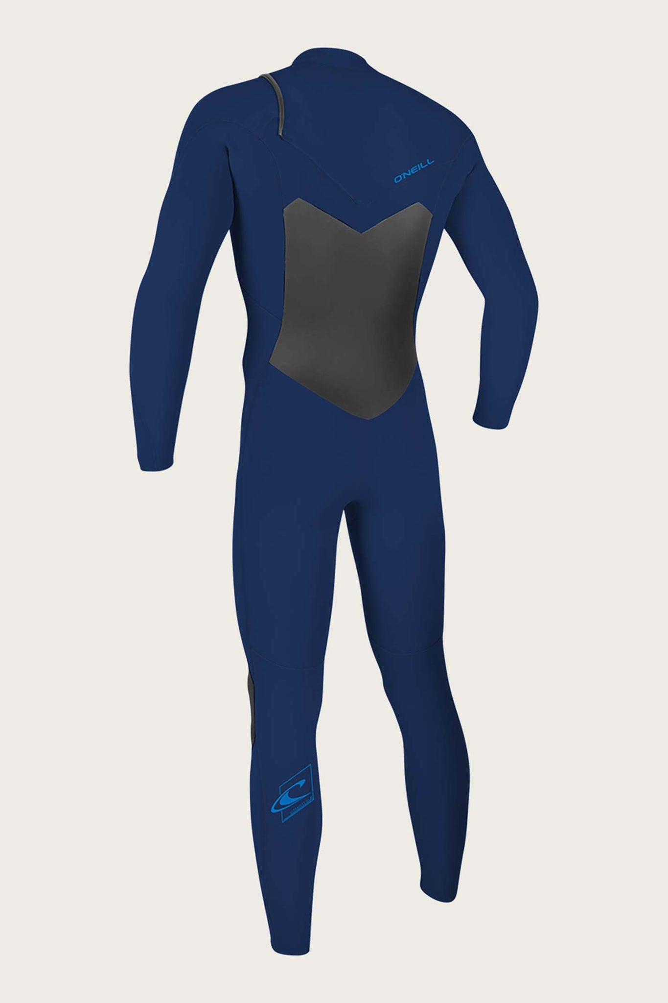 Epic 3/2Mm Chest Zip Full Wetsuit - Nvy/Nvy | O'Neill