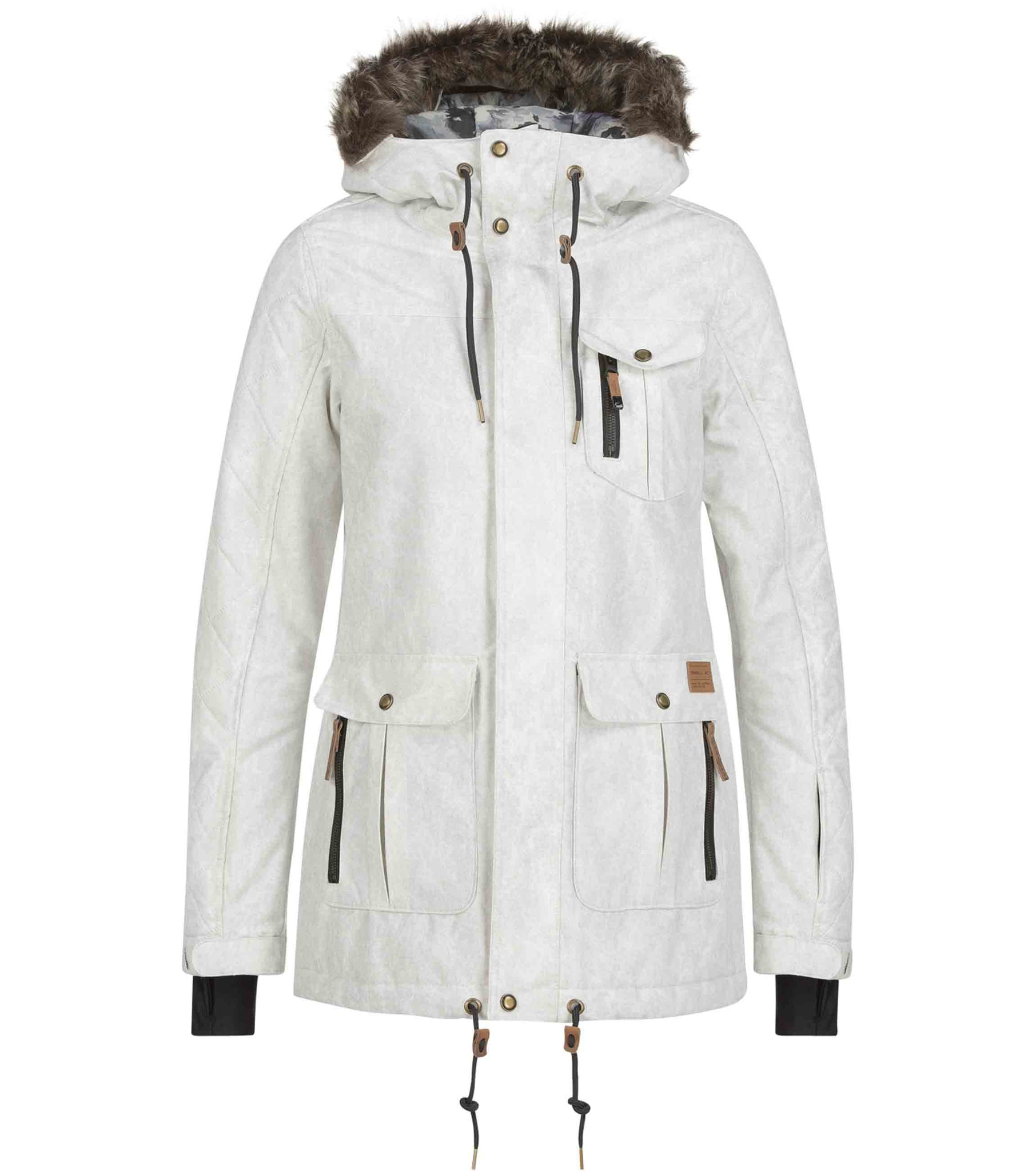 The Maad Snow Jacket - Powdrwhite | O'Neill
