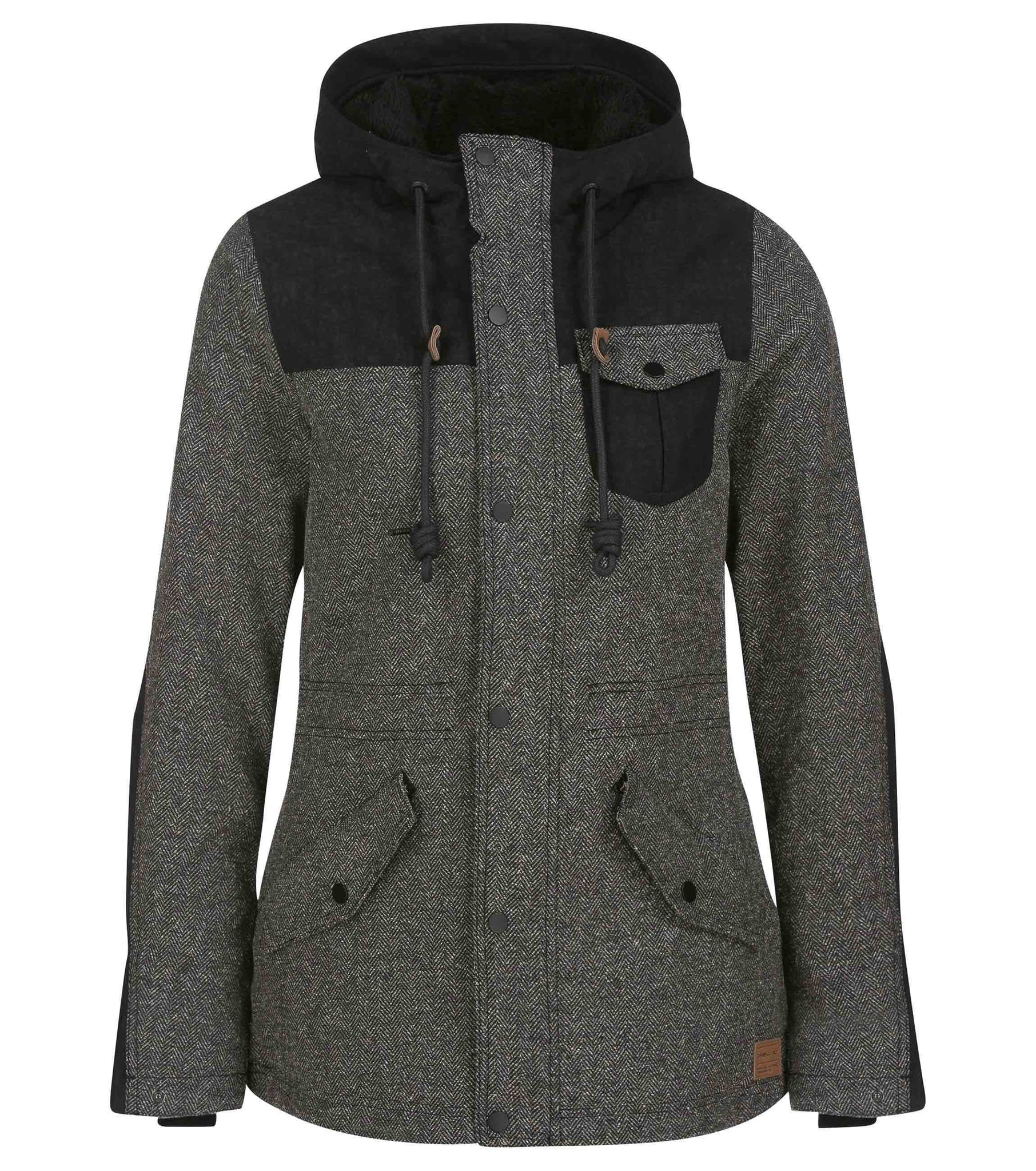 Venus Snow Jacket - Blackout | O'Neill